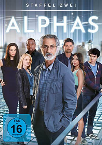 Alphas Staffel 2 (4 DVDs)