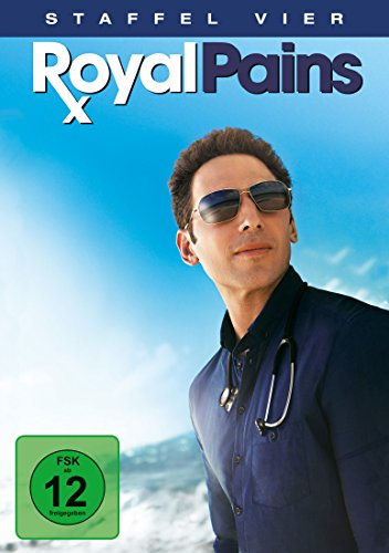 Royal Pains Staffel 4 (4 DVDs)