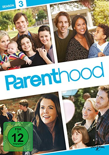 Parenthood Season 3 (4 DVDs)