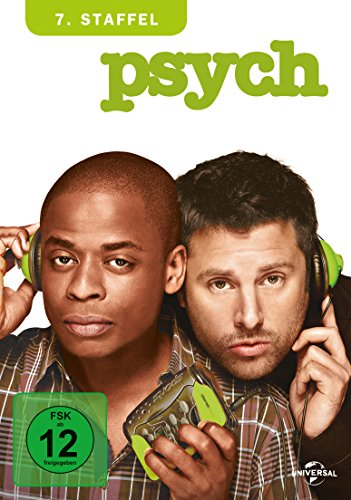 Psych Staffel 7 (4 DVDs)