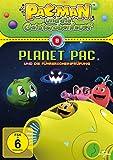 Pac-Man und die Geisterabenteuer, Vol. 8: Planet Pac/Die Führerscheinprüfung