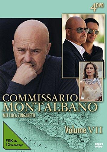 Commissario Montalbano, Vol. 7 (4 DVDs)