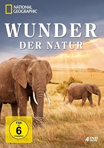 Wunder der Natur - National Geographic (4 DVDs)
