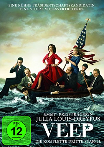 Veep Staffel 3 (2 DVDs)