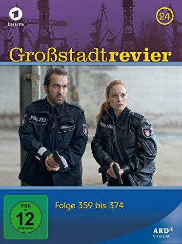 Großstadtrevier Box 24, Staffel 28 (4 DVDs)