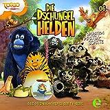Die Dschungelhelden - Original-Hörspiel, Vol. 6: Operation Piratenschatz