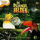 Die Dschungelhelden - Original-Hörspiel, Vol. 5: Der Sumpf