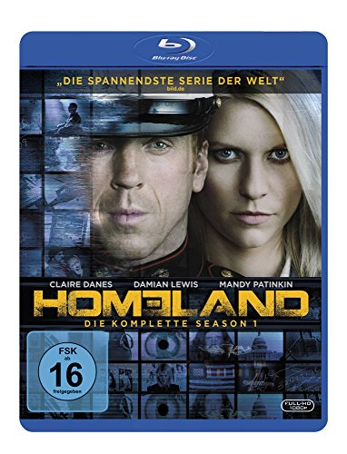 Homeland Season 1 [Blu-ray]