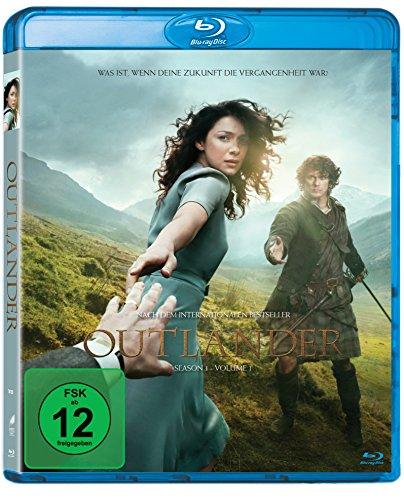 Outlander Staffel 1, Vol. 1 [Blu-ray]