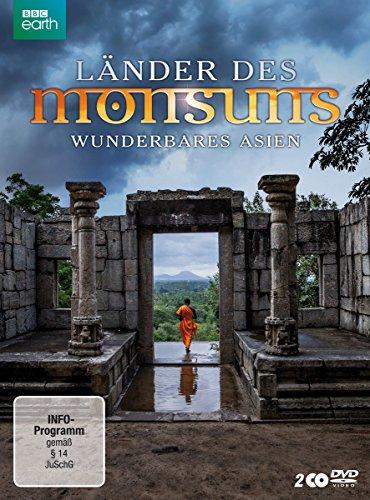 Länder des Monsuns - Wunderbares Asien (2 DVDs)