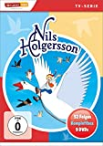 Nils Holgersson - Komplettbox (9 DVDs)