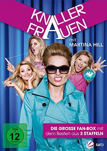 Knallerfrauen Die große Fan-Box (6 DVDs)
