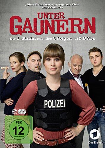 Unter Gaunern Staffel 1 (2 DVDs)