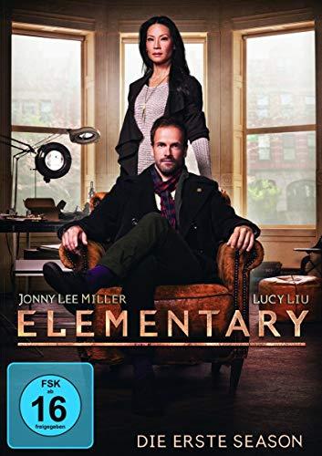 Elementary Staffel 1 (6 DVDs)