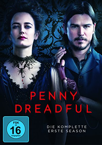 Penny Dreadful Staffel 1 (3 DVDs)