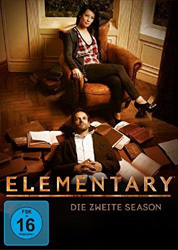 Elementary Staffel 2 (6 DVDs)