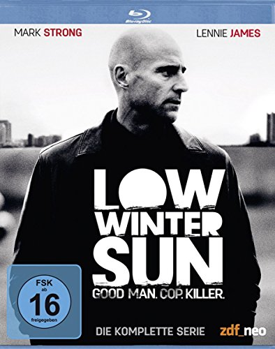 Low Winter Sun Die komplette Serie [Blu-ray]