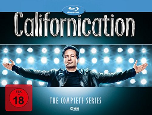 Californication Die komplette Serie [Blu-ray]