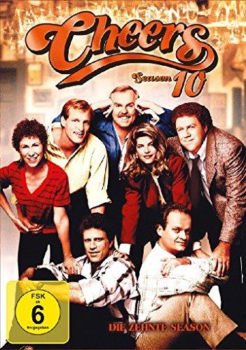 Cheers Season 10 (4 DVDs)