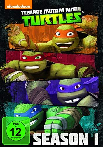 Teenage Mutant Ninja Turtles Season 1 (4 DVDs)