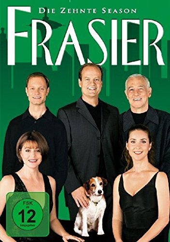 Frasier Season 10 (4 DVDs)