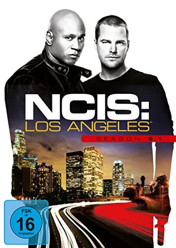 NCIS Los Angeles Season 5.1 (3 DVDs)