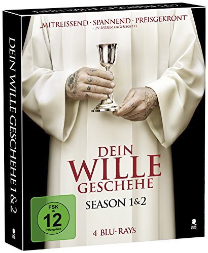 Dein Wille geschehe Staffel 1+2 (Hardcoverbox) [Blu-ray]