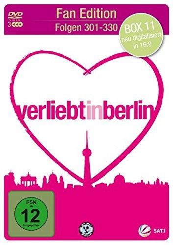 Verliebt in Berlin Fan Edition Box 11: Folgen 301-330 (3 DVDs)