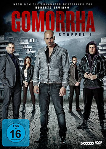 Gomorrha - Die Serie: Staffel 1 (5 DVDs)