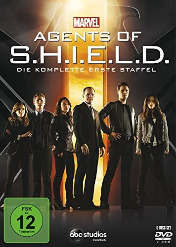 Marvel's Agents of S.H.I.E.L.D. Staffel 1 (6 DVDs)