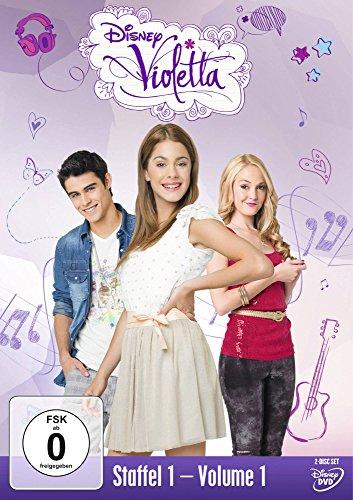Violetta Staffel 1, Vol. 1 (2 DVDs)