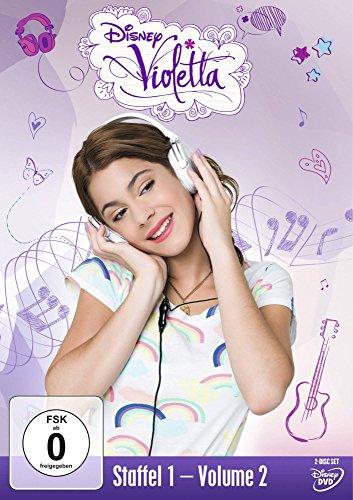 Violetta Staffel 1, Vol. 2 (2 DVDs)