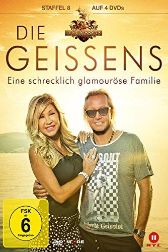 Die Geissens - Eine schrecklich glamouröse Familie: Staffel  8 (4 DVDs)