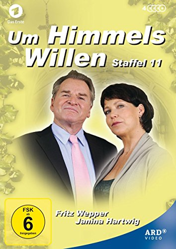 Um Himmels Willen Staffel 11 (4 DVDs)