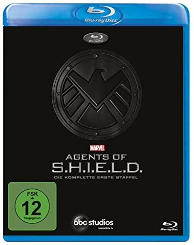 Marvel's Agents of S.H.I.E.L.D. Staffel 1 [Blu-ray]