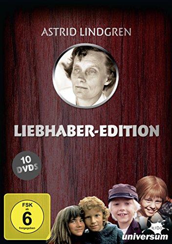 Astrid Lindgren - Liebhaber Edition (10 DVDs)