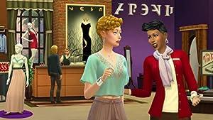 Screenshot: Die Sims 4 - An die Arbeit