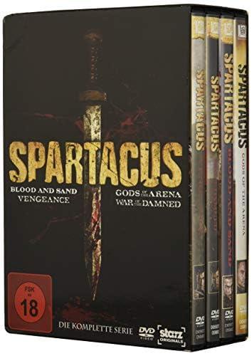 Spartacus Die komplette Serie (16 DVDs)