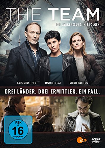 The Team Staffel 1 (Langfassung) (4 DVDs)