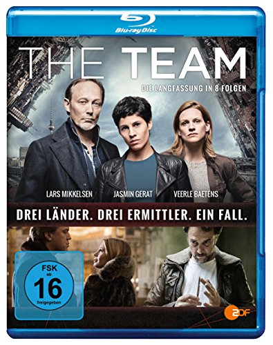 The Team Staffel 1 (Langfassung) [Blu-ray]