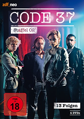 Code 37 Staffel 2 (4 DVDs)