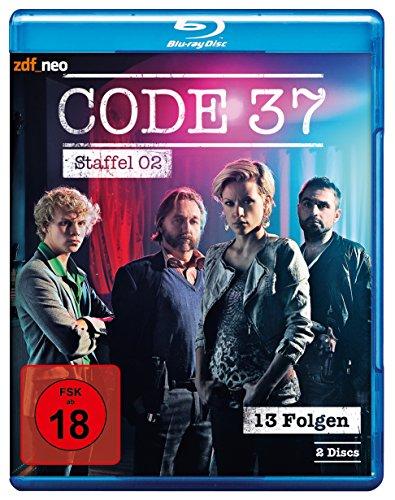 Code 37 Staffel 2 [Blu-ray]