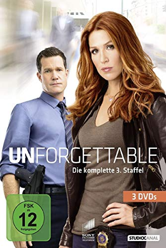 Unforgettable Staffel 3 (3 DVDs)