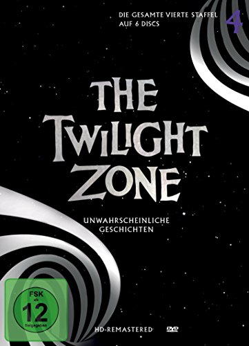 The Twilight Zone Staffel 4 (6 DVDs)