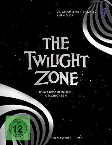 The Twilight Zone Staffel 4 [Blu-ray]
