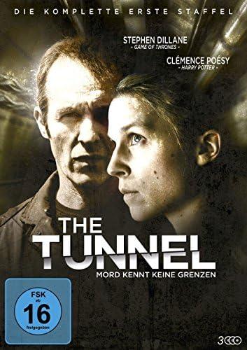 The Tunnel - Mord kennt keine Grenzen: Staffel 1 (3 DVDs)