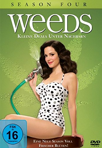 Weeds - Kleine Deals unter Nachbarn, Season 4 (3 DVDs)