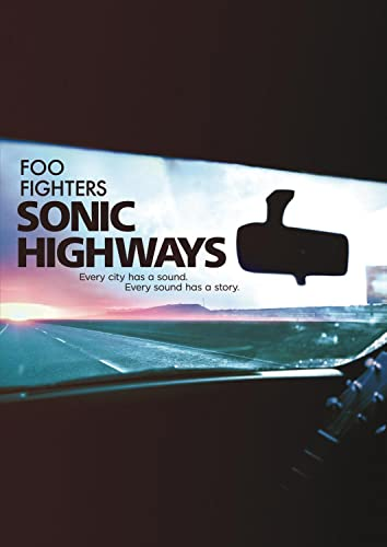 Foo Fighters - Sonic Highways (OmU) (4 DVDs)
