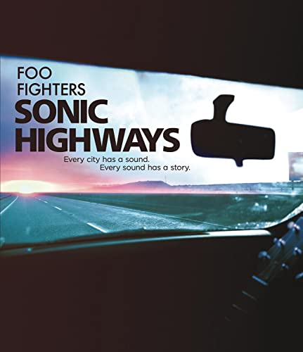 Foo Fighters - Sonic Highways (OmU) [Blu-ray]
