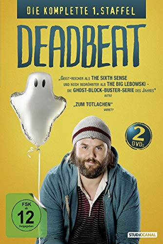 Deadbeat Staffel 1 (2 DVDs)